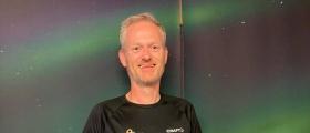 Simen Holvik har brukt løping som terapi