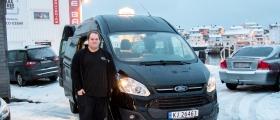 Finnmark har lavest drosjepris