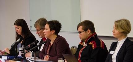 Uenighet i Troms fylkestinget
