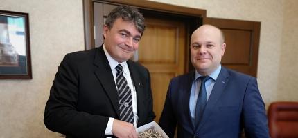 Finnmark og Arkhangelsk har et spesielt ansvar