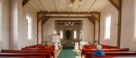 Vil du bli nøkkelperson for Honningsvåg kirke?
