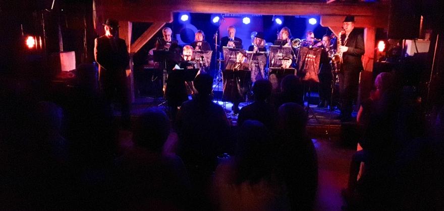 Kjøllefjord Storband er en tradisjon under Chrisfestivalen