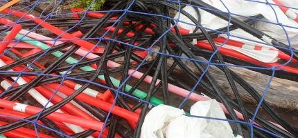 Plukket 2 tonn søppel