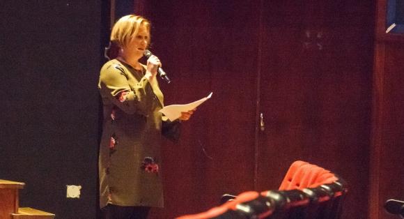 Heidi Holmgren om møtet med den samiske kulturen