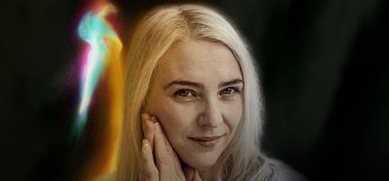 Marthe Valle besøker Honningsvåg