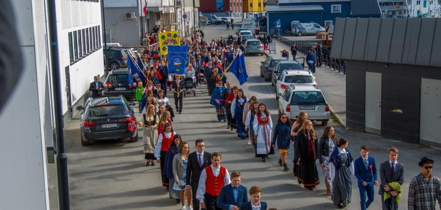 Ingen vil påta seg 17. mai-ansvaret i Nordkapp
