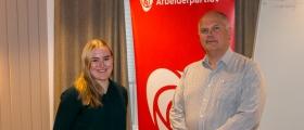 Kjell-Valter er ny leder i NAP