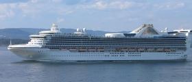 Økning i antall cruiseskip i Nordkapp