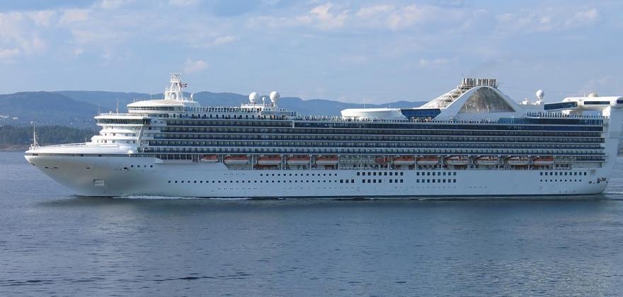 Forsket på hvordan cruiseturistene blir lønnsomme på land