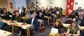 Hammerfest Ap er størst på nominasjonsmøtet