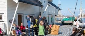 Ønsker daglige oppdateringer fra fisketurister