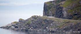 Vil ha Skarbergtunnel-masser til Smørfjord-molo