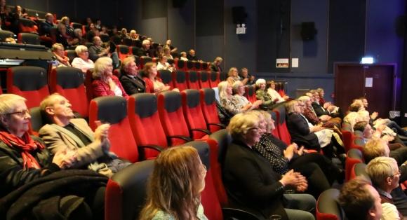 Filmfestivalen har søkt om skjenkebevilling
