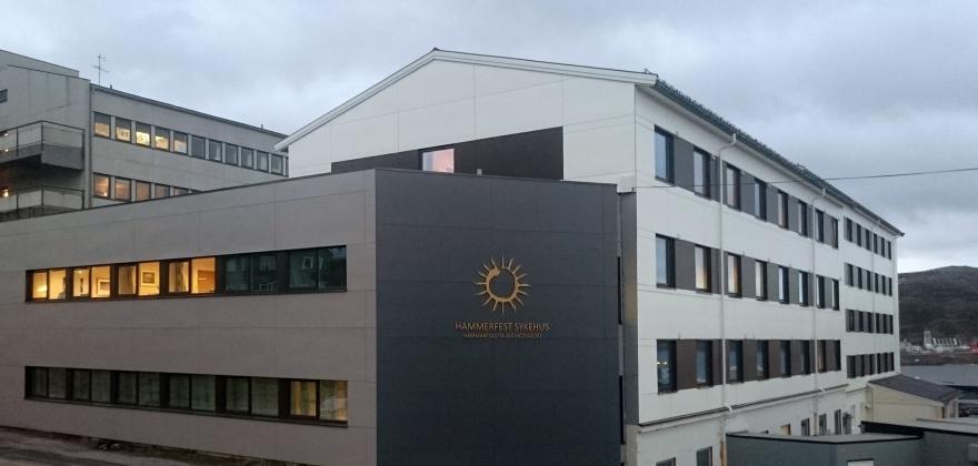 Sykehusene i Finnmark har strenge smittevernrutiner