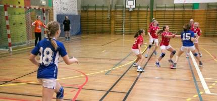 Håndballkamper i Honningsvåg lørdag og søndag