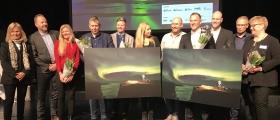 «71 grader nord» ble tildelt Nordnorsk Markedsføringspris 2018