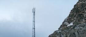 Skarsvåg uten fasttelefon og mobiltelefon - Fiberen virker