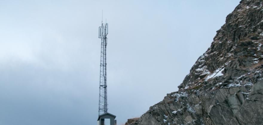 Telenor 4G i Skarsvåg og Gjesvær