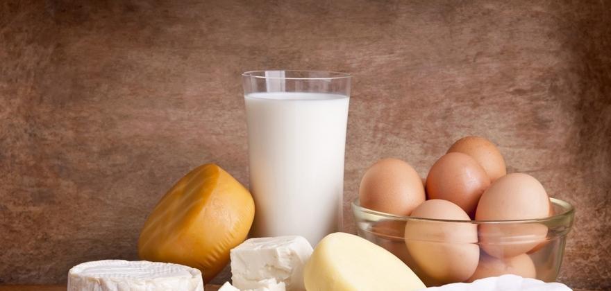 Vi spiser i gjennomsnitt 200 egg i året