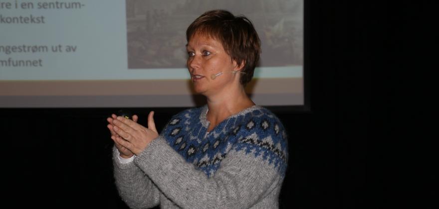 Heidi Holmgren skal lede oppvekst