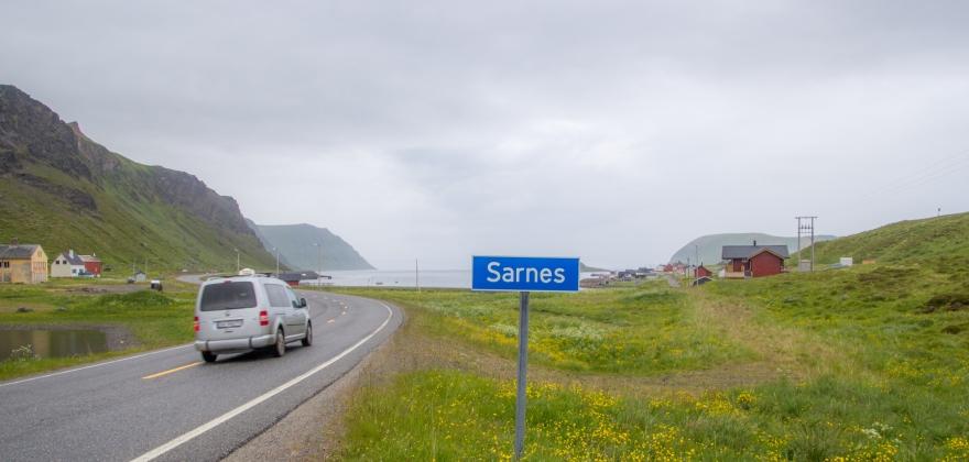 Har skrinlagt sommerleirer på Sarnes