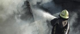 Brann i fritidsbolig i Børselvnes