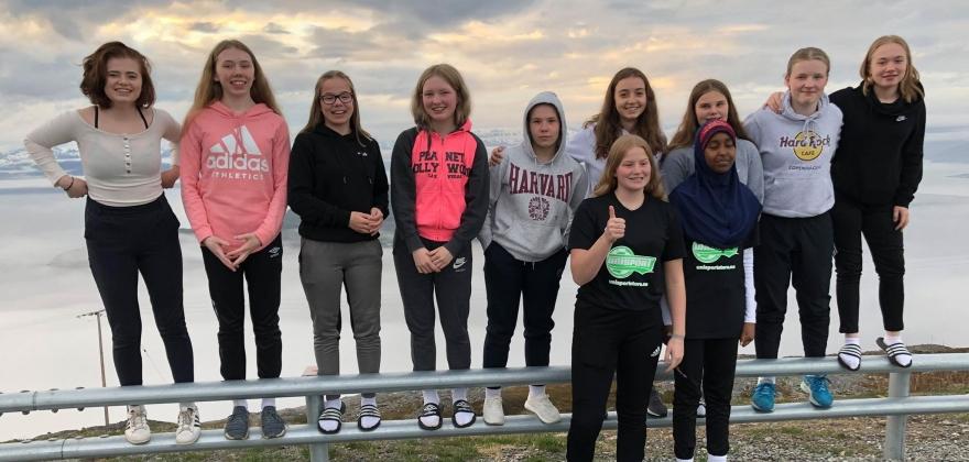 Turn deltar på Landsås Cup
