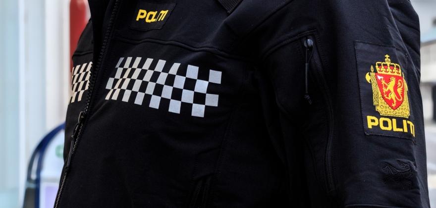 Kvinne spyttet på politiet