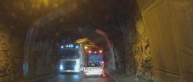 Fem entreprenører er invitert til å konkurrere om Skarvbergtunnelen