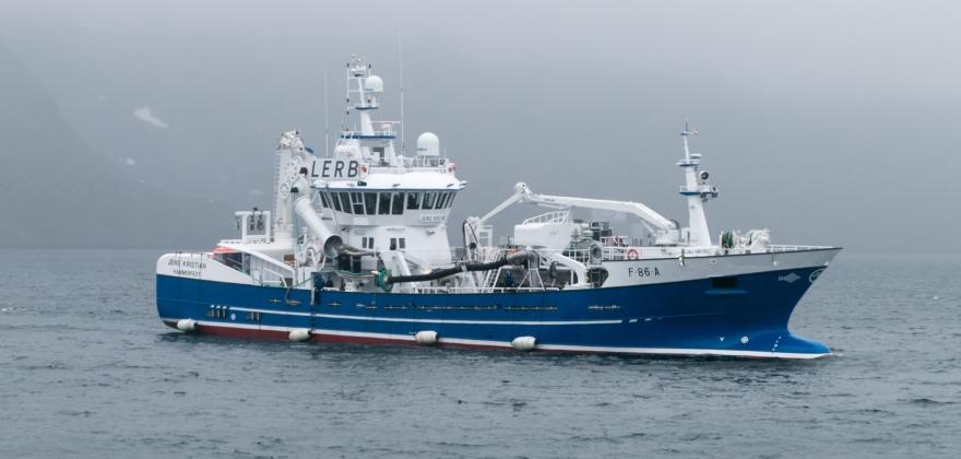 Finnmarks største kystfiskefartøy