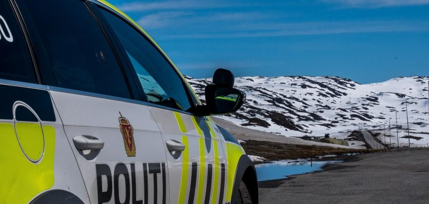 Utrykningspolitiet gjennomførte fartskontroller