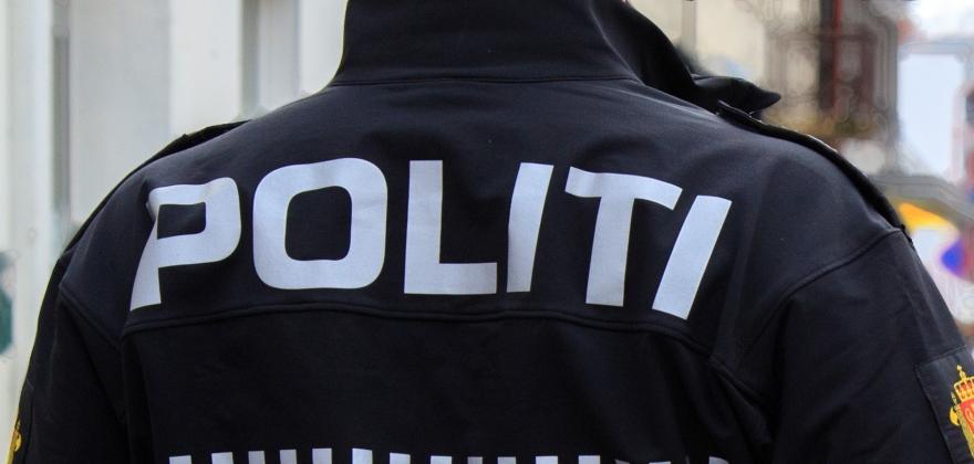 Mann pågrepet av politiet
