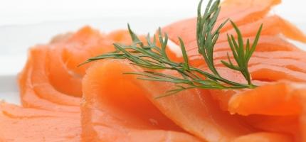 Økt pris og økt kvantum for eksport av fersk laks