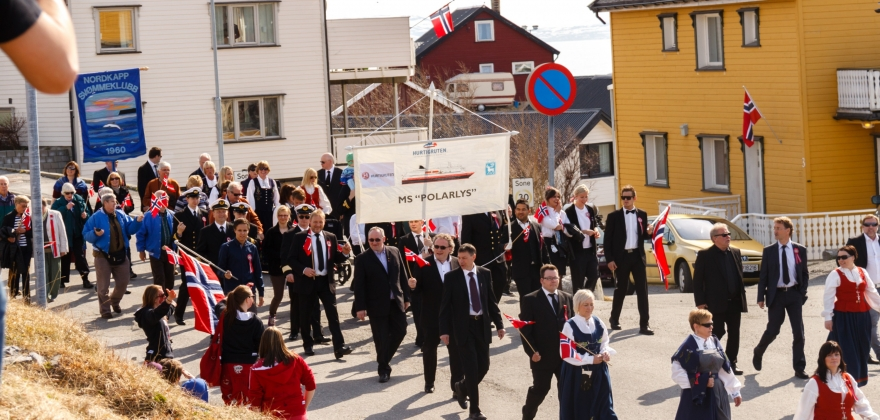Skal arrangere 17. mai for 18. året på rad