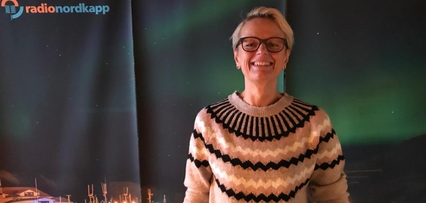 Eva Ulriksen takker for seg som leder i håndballgruppa