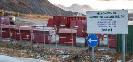 Holder miljøstasjoner stengt på fredag