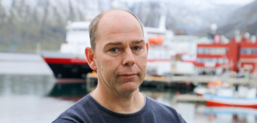 Yngve Kristiansen, nytt medlem i formannskapet