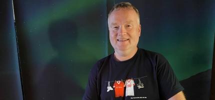 Kurt Ulriksen leder tippekonkurransen i Nordkapp