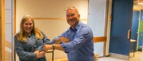 Ingrid er ny leder i Skarsvåg Bygdelag
