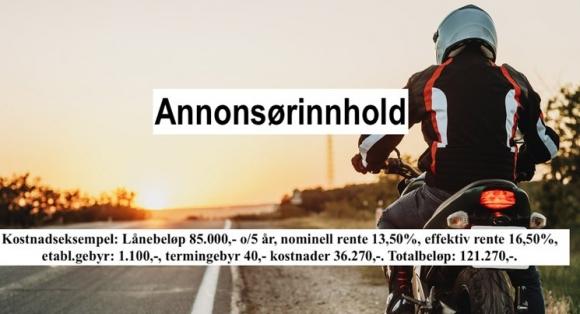 Slik finner du beste MC lån til kjøp av motorsykkel