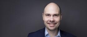 Anders Opdahl, ny konsernsjef i Amedia