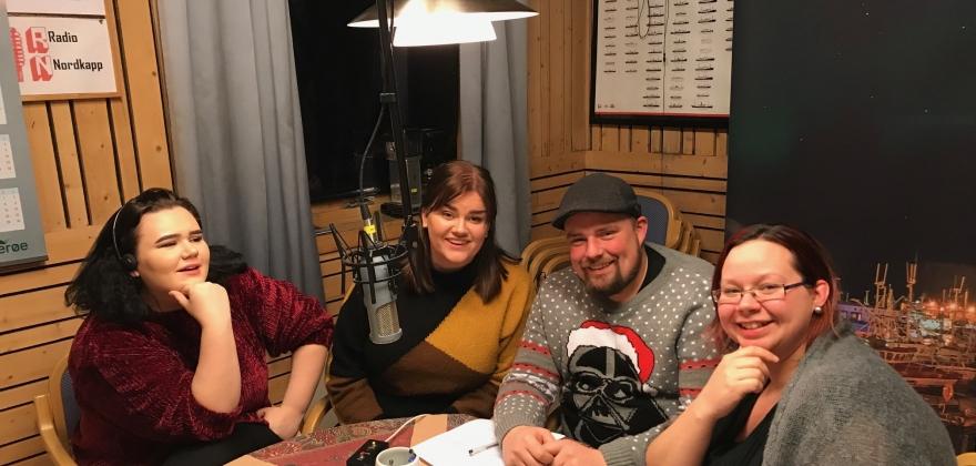 Turnrevyen i Radio Nordkapp