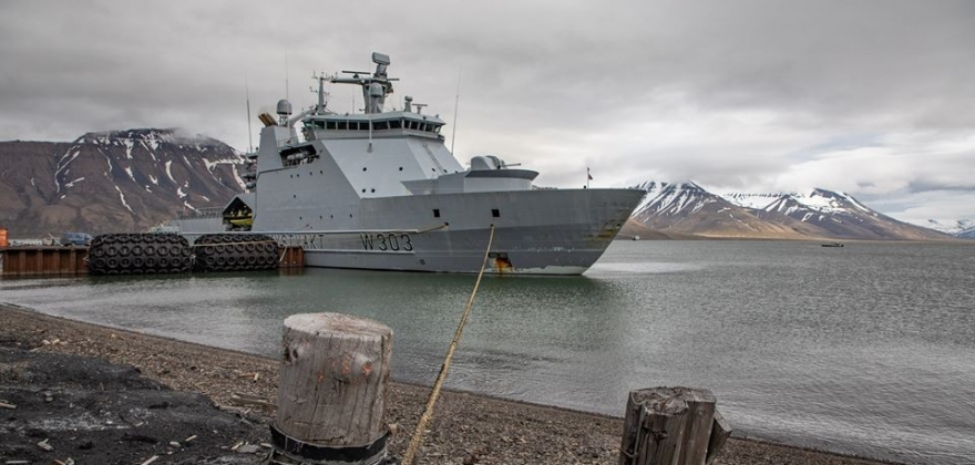KV Svalbard har gjennomført 29 kontroller