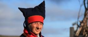 Kanskje Norges mest fotograferte mann?