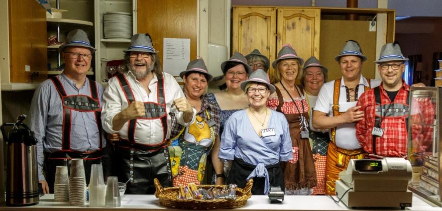 Oktoberfest i Nordvågen