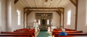 Presentasjon av konfirmanter