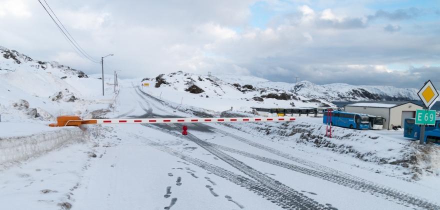 Innlegg fra Mikkelsen: Tøft på vegene i Finnmark i påsken