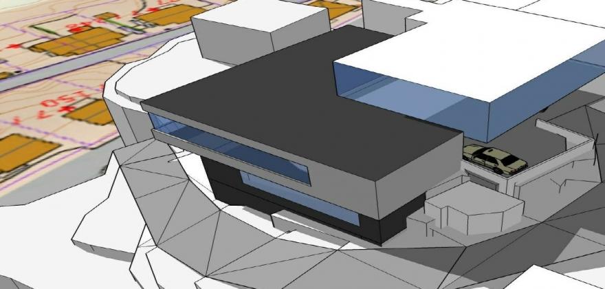 Bygger ut den videregående skolen i Honningsvåg