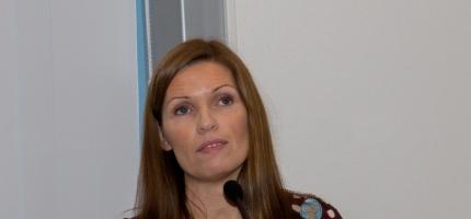 Stine Akselsen overtar industriansvaret i Sjømat Norge