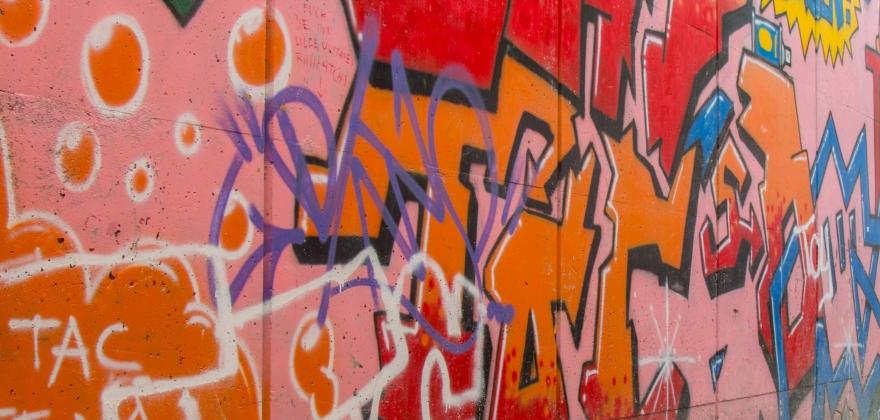 Grafitti i Kjøllefjord